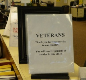 veterans,US vets,veterans get preference,VETS FIRST